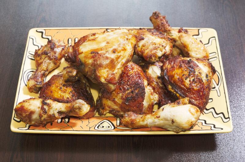 Ghanaian Fried Chicken
